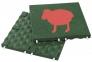 plytka zielona owca